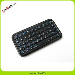 Mini bluetooth keyboard case for iPhone 4 4S BK503
