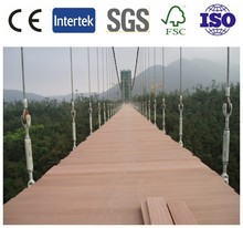 wood plastic composite WPC decking /China