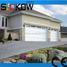 galvanized steel garage doors/fold up garage door/vila garage door
