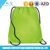 Wholesale custom drawstring bag waterproof nylon polyester drawstring bag