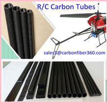 UAV carbon fiber parts, Carbon fiber Tubes/Rods/Strips Custom Sizes for UAV