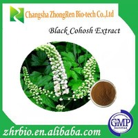 100% Pure Natural High Quality Black Cohosh Extract 8%