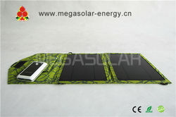 10W digital camera Solar charger for mobile phone provider
