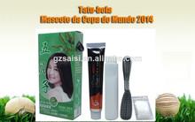 tinte para el cabello al por mayor 2014 Brasil orgánicos blancos tinte de pelo al por mayor de