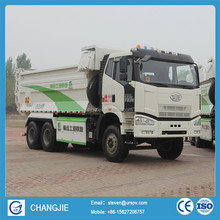 FAW dump truck for sale in dubai and Indonesia