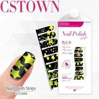 Sparkling Star Custom Nail Art Sticker Decals for Nail Art Decoration