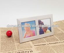 Divertido de aluminio baratos dos imágenes de fotos frame3*3