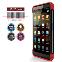 7 inch 3g nfc android industrial tablet with barcode scanner