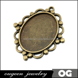 Most popular necklace trays Antique bronze Jewelry Wholesale really cheap bulk jewelry
