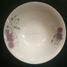 porcelain salad bowl manufacture