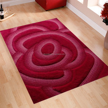 fashion design printed high quality carpet rug