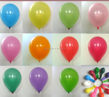 "12"" round shape balloon"