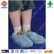 Nonwoven disposable shoe cover anti-skid, shoe cover disposable