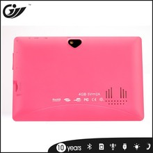 colorful android 3G dongle tablet pc