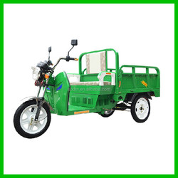 Green Power China Tricycle Electric Battery Powered Tricycle