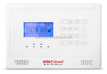 2015 Wireless Home Alarm System with APP control for safety guard