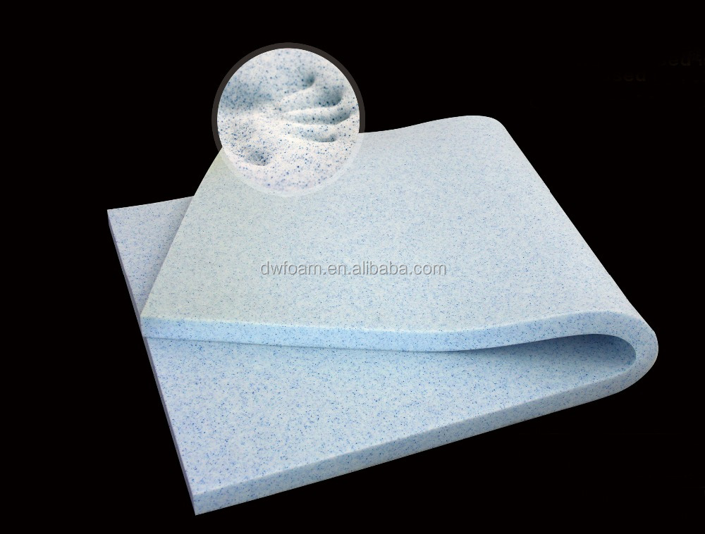 Polyurethane Foam Mattress : Visco elastic foam memory polyurethane regular