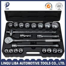21 piece tire repair tool socket wrench set