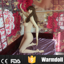 Real Skin 3D Silicone Sex Doll Erotic Nude Sex Beautiful Girl With Big Boobs