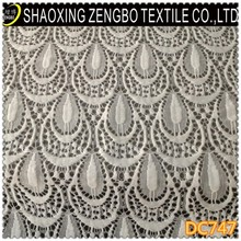 scalloped eyelash lace dresses,fabric lace,2015 hot selling white lace knee length dress