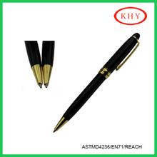 Hot Sale Promotional Advertisting Twist Metal Ball Pen