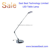 Energy Saving Sliver Color LED Table Lamps