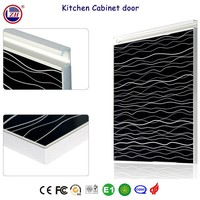 Zhihua Demet high gloss acrylic kitchen cabinet door panel