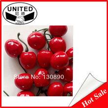 Foamed Cherry Artificial Fruit