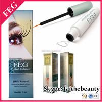 2015 highest demand products original hologram version FEG eyelash enhancer