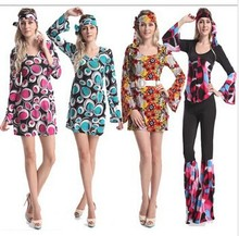 2015 carnival Features of modern Christmas retro costume rockabillyfancy dress
