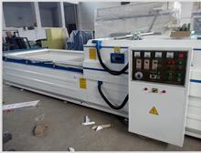 Automatic Vacuum Membrane Press/Vacuum camber film-covering woodworking machine TM2480B