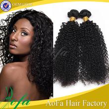 No shedding kinky curly hair afro kinky curly indain hair 4c afro kinky curly human hair weave