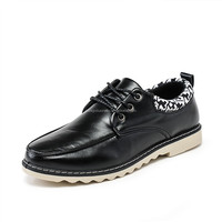 2015 Wholesale High Quality Official Business Class Fashion Casual Footwear Men Leather Shoes