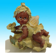 new style hot sale fantasy custom resin baby figure
