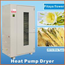 Industrial tray type Pitaya flower dehydrator / food dryer machine