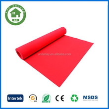 Recyclable silent EVA Foam with PE Film Timber Underlay for wood flooring