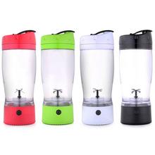 Custom and wholesale plastic shake cup protein powder shake cup custom logo shaker bottle