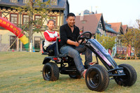 no engine capacity and ce certification kids car pedal go kart