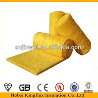 house roof and outside walls fiber glass wool blanket