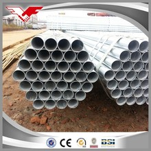 High Quality Galvanized 1139 galvanized steel pipes