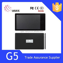 Ugee G5 8 GB Memory Capacity Graphic Tablet Drawing Tablet Rechargeable Stylus Active Pen