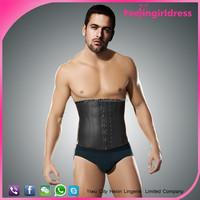 Best Quality Latex Corset Men Waist Cincher Men's Underwear Tights