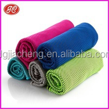 New Ice Cold Cool Sport Towel Scarf Reuseable Cycling Jogging Golf