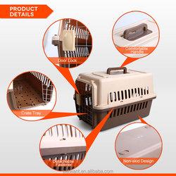 Dog Travel Carrier/Pet flight cage/Dog Transport Cage