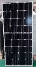 High Efficiency 140W /12V Monocrystalline Silicon solar panel