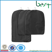 men dustproof garment bag, leather suit cover