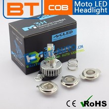 Super Bright Best Quality h4 Bulbs Motorcycle,LED Motorcycle Light Kits