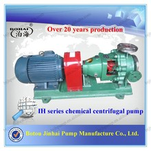 Factory direct sales!!! IH stainless steel Centrifugal water pump chemical pump acid pump