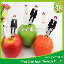 2015 New Products Cupcake Stick Wedding Favor