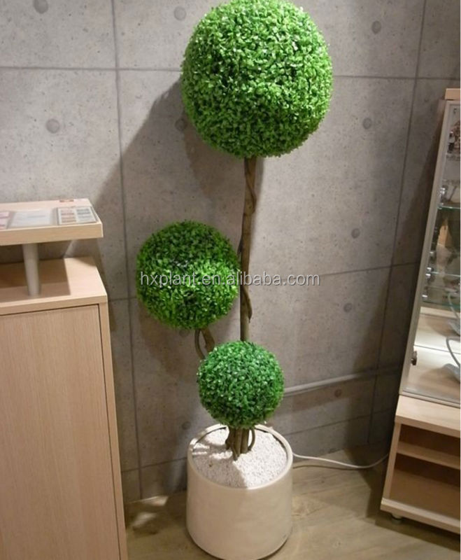 K nstliche buchsbaum formschnitt baum pflanzen mailand - Buchsbaum formschnitt ...